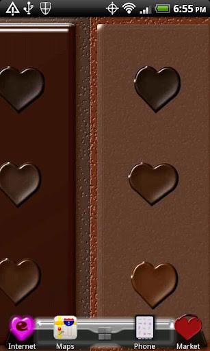 Chocolate Heart Theme