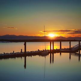 by Lance Nguyen - Landscapes Sunsets & Sunrises