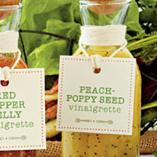 Peach-Poppy Seed Vinaigrette