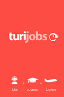 Screenshot of Turijobs - Hospitality jobs