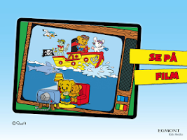 Screenshot of Bamse