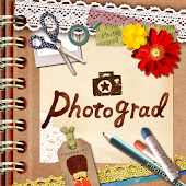 Photograd★簡単♪かわいい♪写真加工・無料カメラ