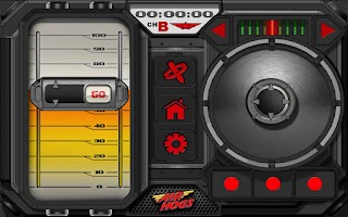 Screenshot of Air Hogs + Appfinity Control