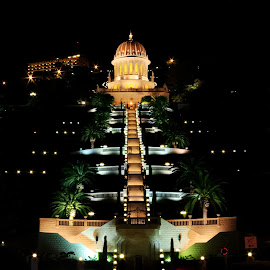 Baha´i Temple by Daniel Mandowsky - Buildings & Architecture Public & Historical