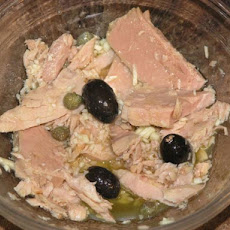 Nitko's Simple Tuna Salad