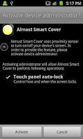 Screenshot of Almost Smart Cover - DEMO