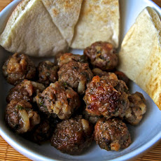Dinner Tonight: Lamb Meatballs