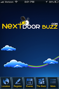 NextDoorBuzz - screenshot