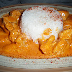 Babzy's  Better Butter Chicken - Ww 4 Points