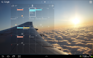 Screenshot of SolCalendar - Calendar / To do