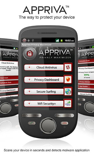 antivirus-for-android for android screenshot