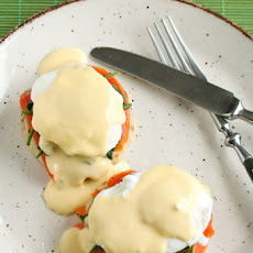 Kiss Me, I'm Irish: Eggs St Patrick (aka Irish Eggs Benedict)