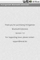 Screenshot of VCO-BluetoothExt