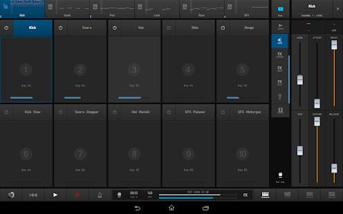 groove machine mobile apk
