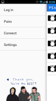 Screenshot of PhotoSync for Facebook