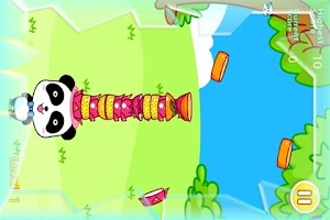Screenshot of Crazy Fruits by BabyBus