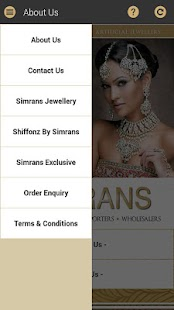 Simrans Jewellery - screenshot