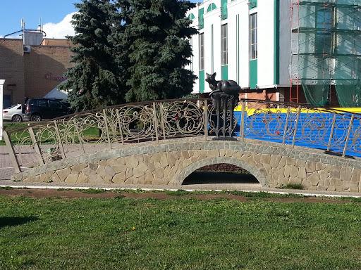 Лисий мостик