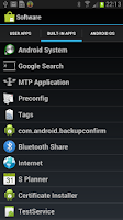 Screenshot of Android ToolBox