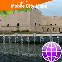 Barletta, Andria, Street Map icon