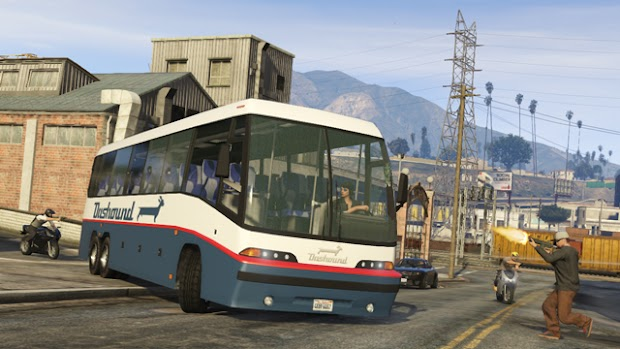 Capture modes arrive for GTA Online