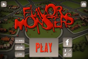 Screenshot of Flavor Monsters