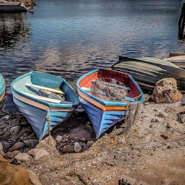 by Alfonso Zacour Otero - Transportation Boats
