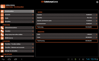 Screenshot of CXmobi