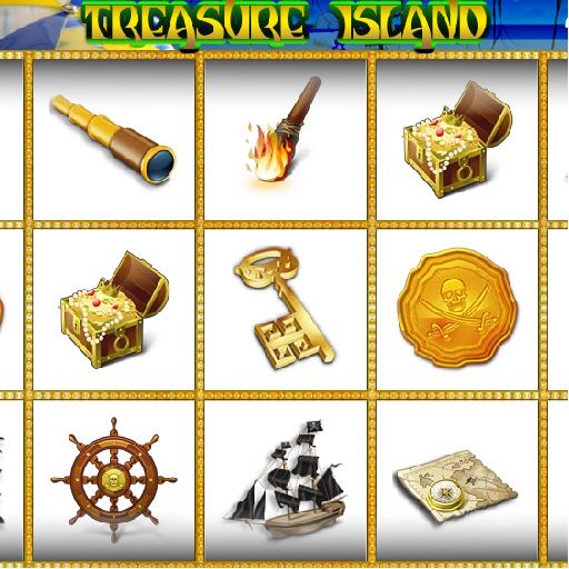 Treasure Island Vegas Slots LOGO-APP點子
