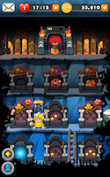Screenshot of MonsterBusters: Match 3 Puzzle