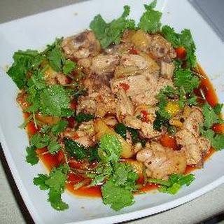 Spicy Szechuan Chicken Recipes