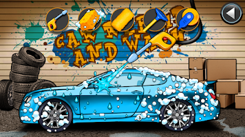 Screenshot of Car Repair And Wash