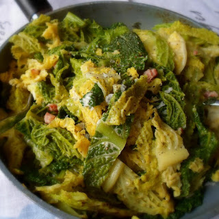 English Cabbage Recipes