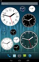 Screenshot of Simple Analog Clock [Widget]