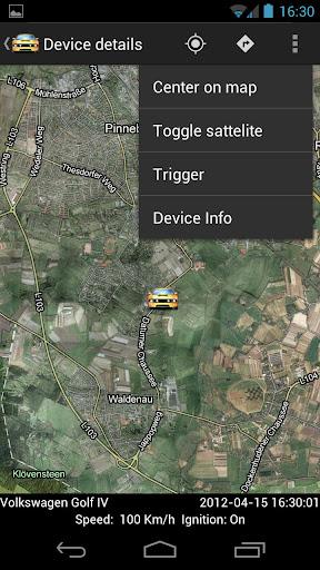 【免費交通運輸App】Tracky-APP點子
