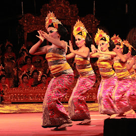 Balinese Dancer by Kangdeden Tea - News & Events Entertainment