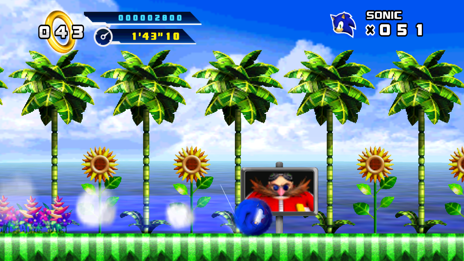 Sonic 4™ Episode I Screenshot 12
