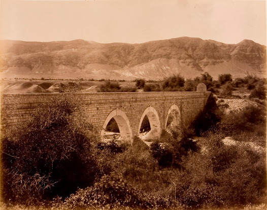 Aqueduct built for the irrigation of the imperial lands in Rahya