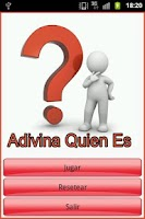 Screenshot of Adivina Quien Es