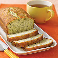 Lemon Poppy-Seed Tea Bread