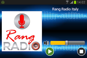 Screenshot of Rang Radio Italy