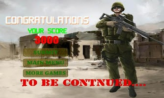 Screenshot of Death War - Shooting Game
