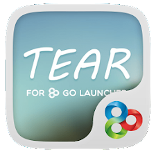 Tear GO Launcher Theme