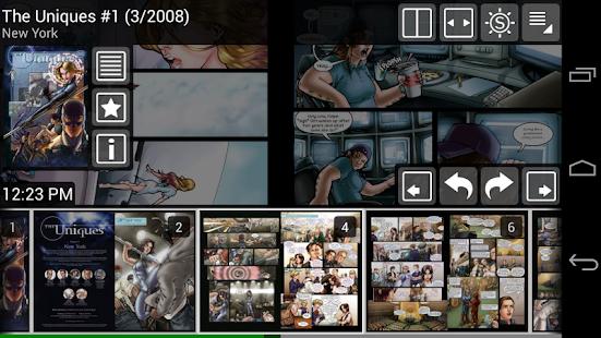 App ComicRack Free APK for Windows Phone