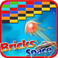 BRICKS SPACE APK for Bluestacks
