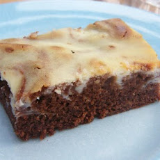 Katie's Cheesecake Brownies