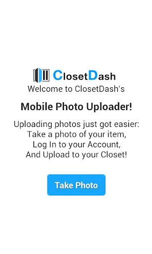ClosetDash.com Photo Uploader