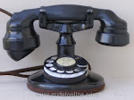 Cradle Phones - Western Electric A1  2