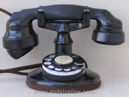 Cradle Phones - Western Electric A1  2 1