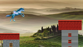 Screenshot of Unicorn Run